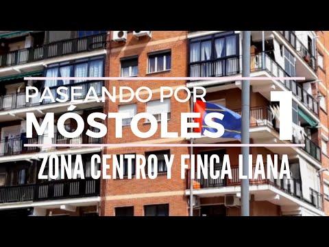 Paseando por Móstoles #1 (Madrid - España)