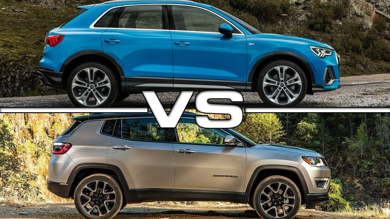 2019 Audi Q3 Vs 2018 Jeep Compass Technical Specifications