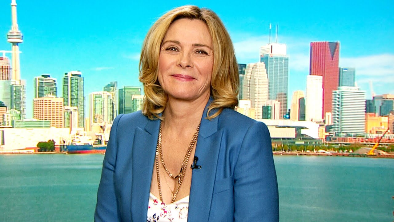 Kim Cattrall on her ro... Kim Cattrall Now