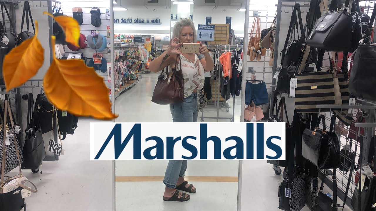 Marshall's! Shop With Me! $25 Dooney and Bourke! YES!