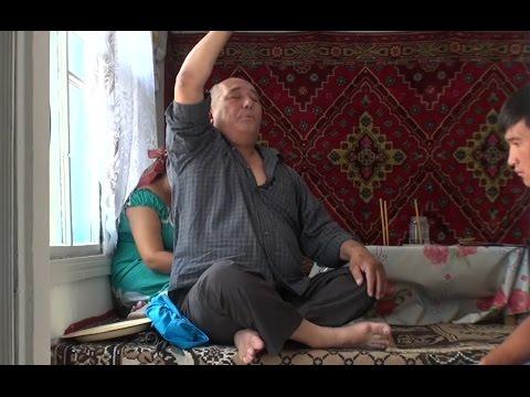 Казахстан. Магический обряд изгнания злых духов | Люди силы ???? Моя Планета