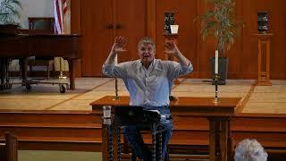 Tuesday Night Bible Study - Mike Dunlap 3-30-21