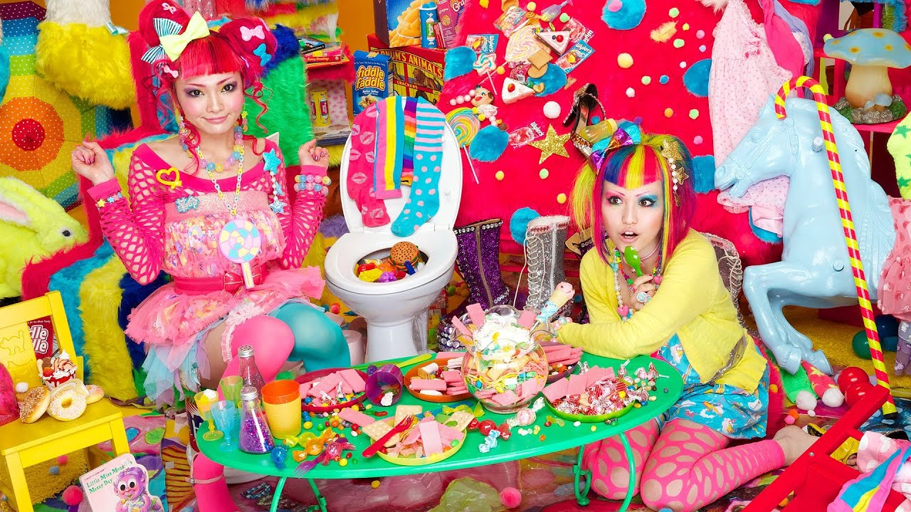 6DOKIDOKI Kawaii Harajuku Photo Shoot Amp Exclusive