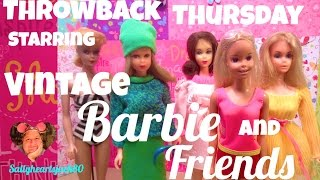 Throwback Thursday With Vintage Barbie✨