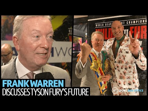 """""""Tyson Fury Is The Best I've Ever Seen From A British Boxer!"""" Frank Warren Reacts To Wilder V Fury 2"""