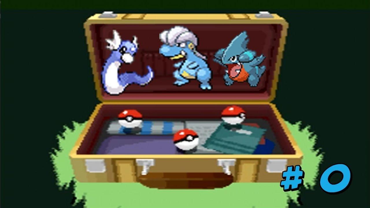 Lafargo Plays Pokemon Platinum Enhanced Edition The Journey Begins Youtube