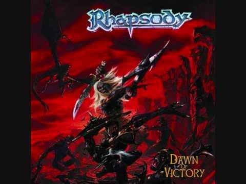 Rhapsody  Triumph For My Magic Steel