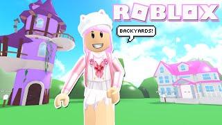 Backyards!! Roblox: 🏡MeepCity 🏡