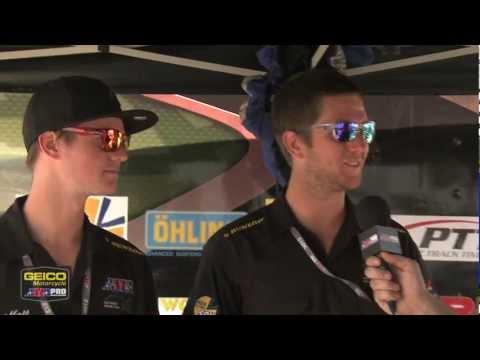 The Privateer Files  David & Matt Sadowski  AMA Pro Racing