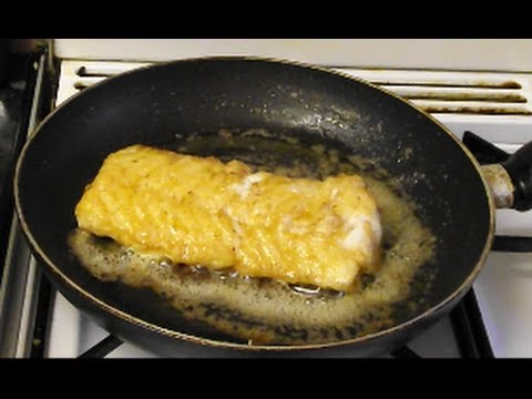 How to cook cod pan fried skinless cod fillet youtube for How to cook cod fish