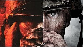Call of Duty: WWII - новый трейлер и старые грабли (18+)
