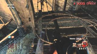 "BlackOps 2 Zombies: ""Origins"" The Gramophone & The Central Chamber"