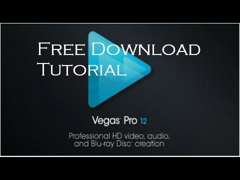 sony vegas 12 crack free download