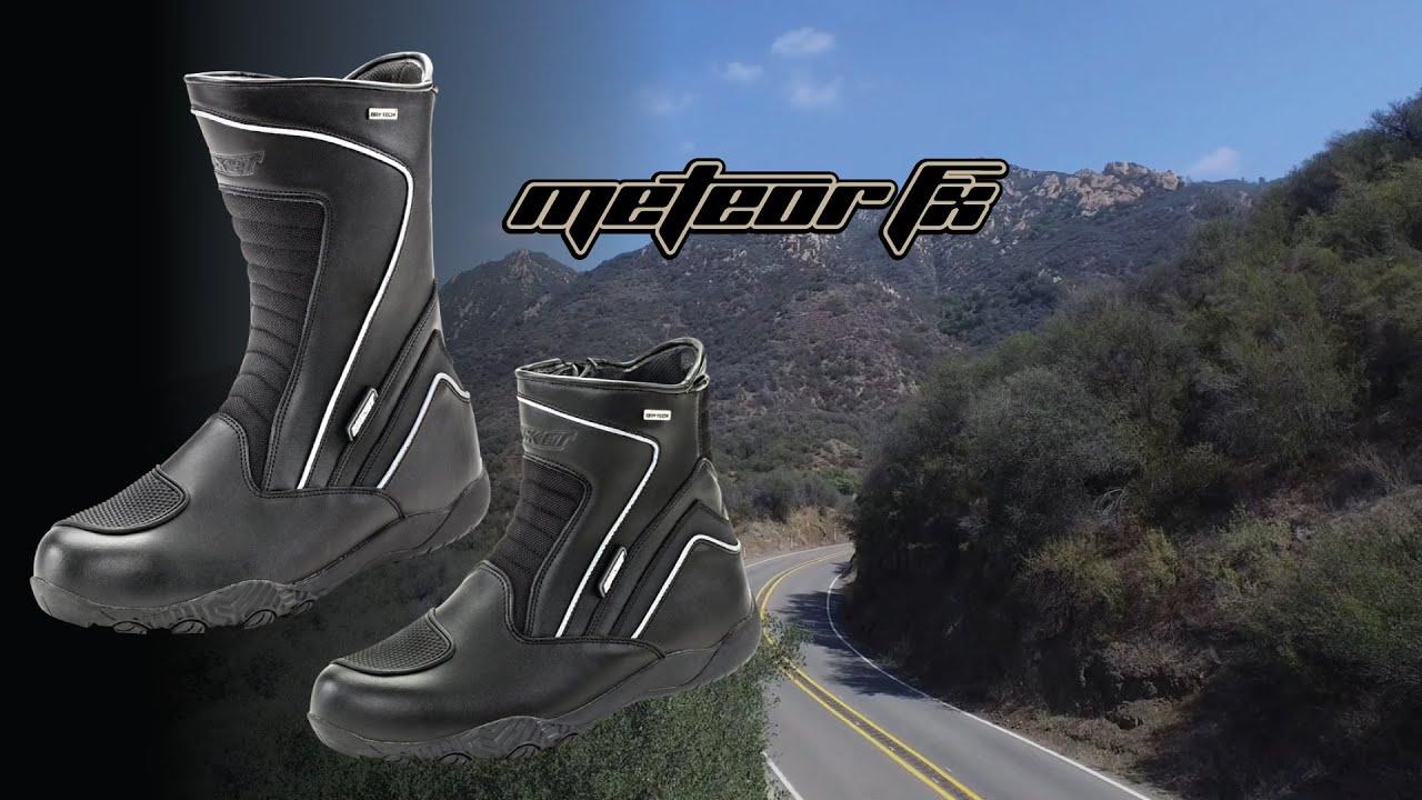 d90375fc8e8 Meteor FX Waterproof Riding Boot