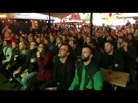 Live Now | Fans Watch The England & South Africa Rugby World Cup Final