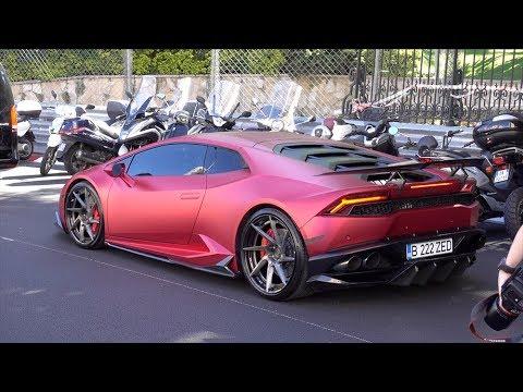 Custom Lamborghini Huracan - EPIC V10 SOUND!!! - YouTube