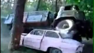 Автолегенда Газ 66