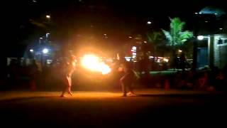 Burleigh Heads - Fire Jam - Sai vs Sword - Ninja Turtle Battle