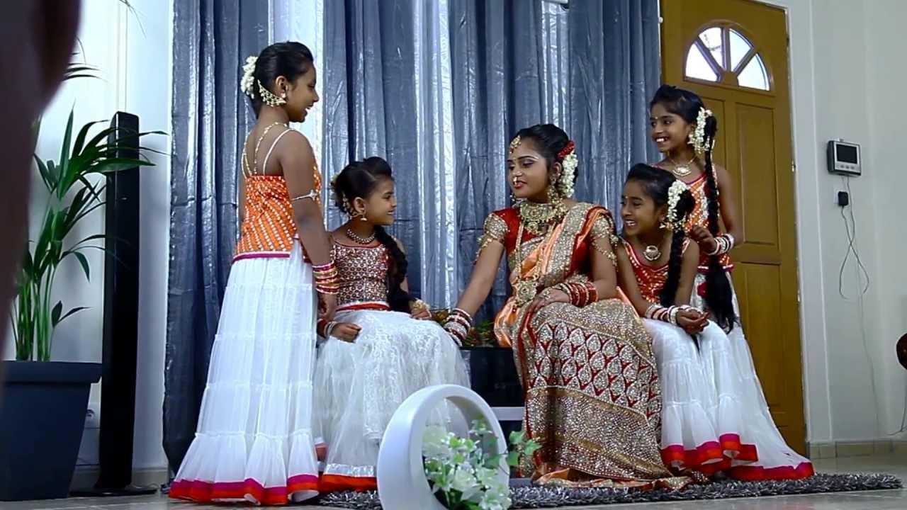 Puberty Ceremony Jenitha Hd 12o52013 Youtube