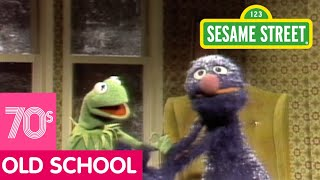 Sesame Street: Grover Comes In From the Cold | #ThrowbackThursdays