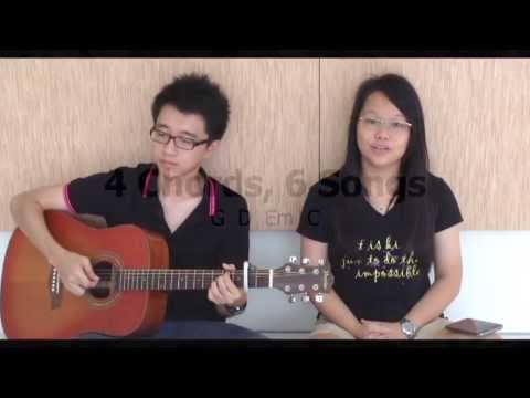 4 Chords 6 Songs Praise & Worship