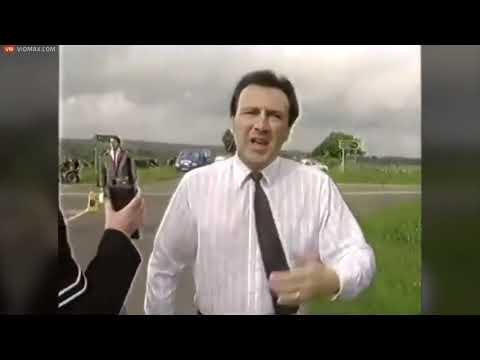 Albert Dryden Shot Dead Council Worker Harry Collinson On Live Tv
