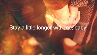 Stay A Little Longer With Me (Half Girlfriend) Music Cover