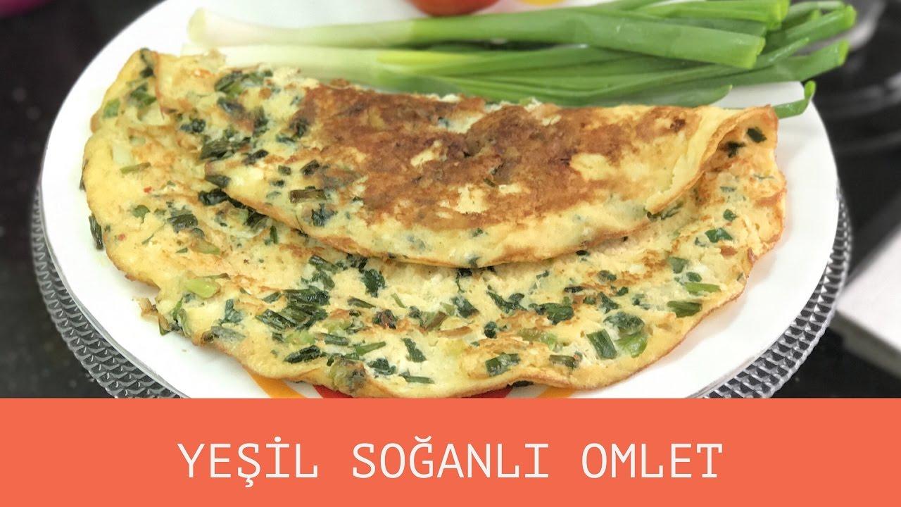 Mantarlı Omlet Tarifi Videosu