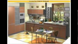 Free Cabinet Kitchen Design Software Program