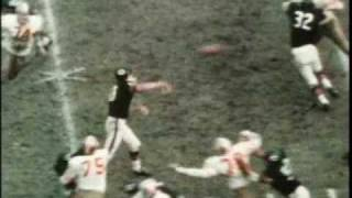 Dick Butkus and Gale Sayers
