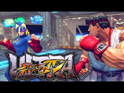 Ultra Street Fighter IV |