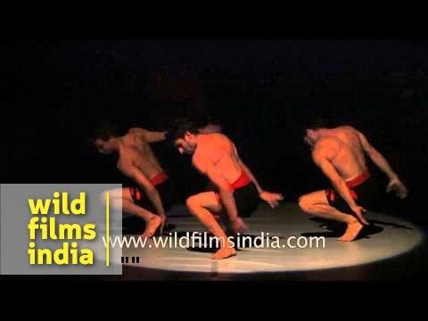 Contemporary Dance - Dani Pannullo Dance Theatre Co., Spain