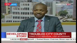 Troubling times within the Nairobi city county