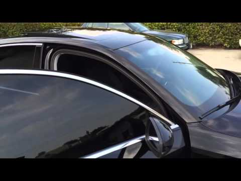 2015 Audi A3 clear film full windshield + 5% tint all around