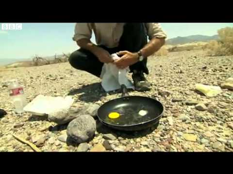 BBC News   Death Valley  Hot enough to fry an egg  mp4