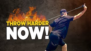 6 Rotator Cuff Exercises To Throw Harder - Baseball Throwing Drills!