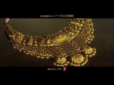 Exquisite jewellery from #TanishqxPadmavati (Hindi)
