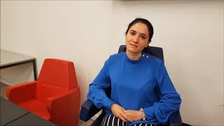 #GEYC8- Meet the team, Georgiana Nuțu, Vicepreședinte