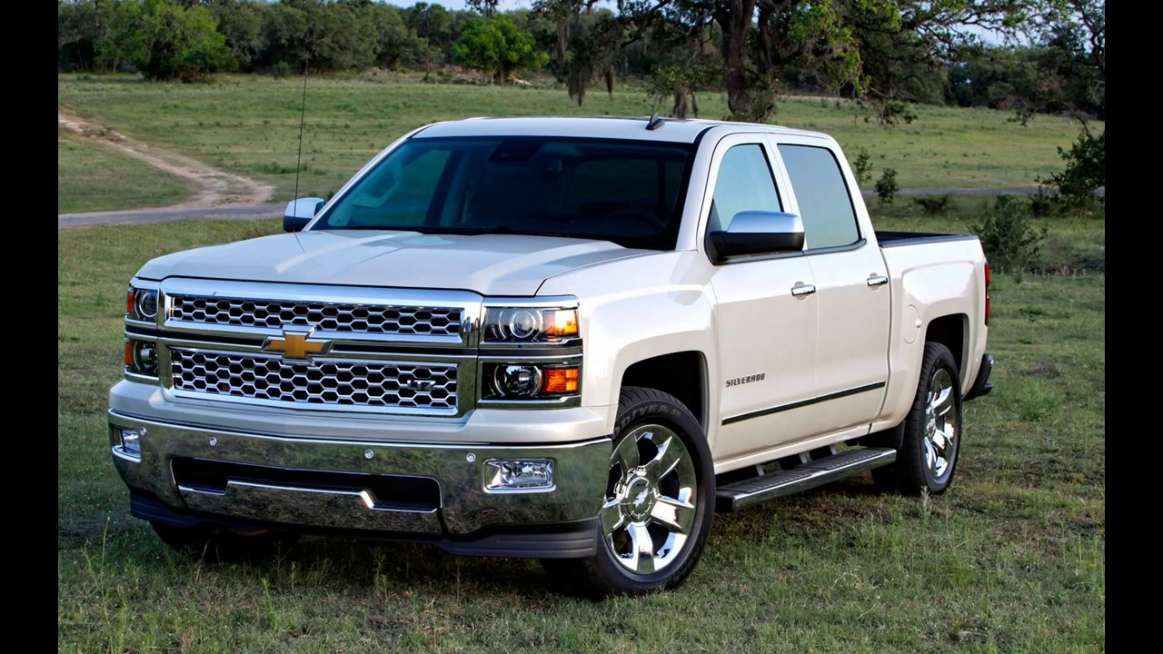 New Chevy Trucks >> The 2018 Chevy Silverado 1500 - YouTube