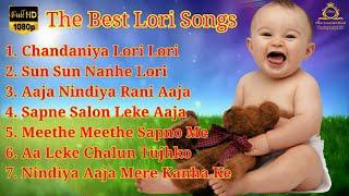 The Best ❤ Lori Songs 💘 Maa Ki Pyari Lori or Lullaby Collection