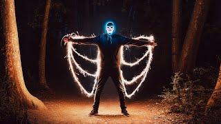 Cómo hacer Fotos ÉPICAS de LIGHTPAINTING  (Cámara | Móvil) + SORTEO 🎁