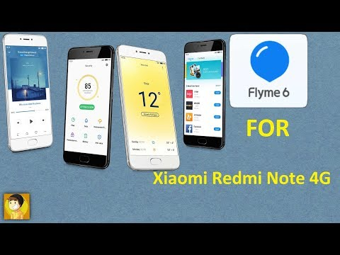 Installing FlymeOS 6 [Stable][Daily USE] FOR Xiaomi Redmi Note 4G[Dior]