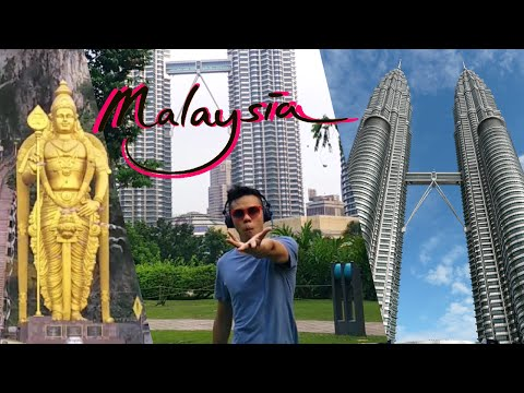 olen - Adrenaline (music video with Malaysia tourist attractions)