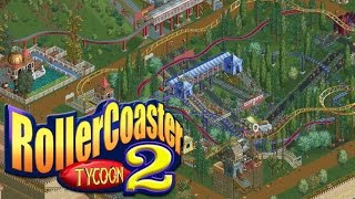 The Pit of Gluttony - RollerCoaster Tycoon 2 (OpenRCT2) @ Coaster Thrills