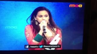 Shweta Pandit - MAA Award winner 2013