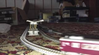 鉄道模型走行動画