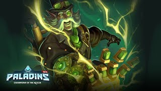 Welcome to Paladins