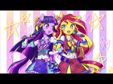 Nightcore - Music In Our Hearts [ Sunset Shimmer Version ] (My Little Pony / Mlp - Rainbow Rocks)