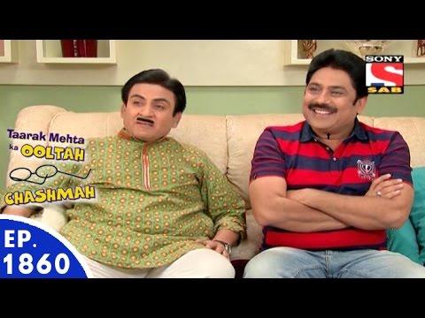 Taarak Mehta Ka Ooltah Chashmah - तारक मेहता - Episode 1860 - 29th January, 2016