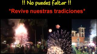 Promovideo Fiestas del 3 Mayo 2014 de Zacualpan Nayarit